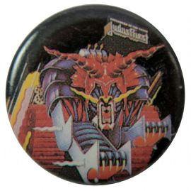 Judas Priest - 'Defenders of the Faith 2' Button Badge